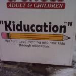 kiducation new kids