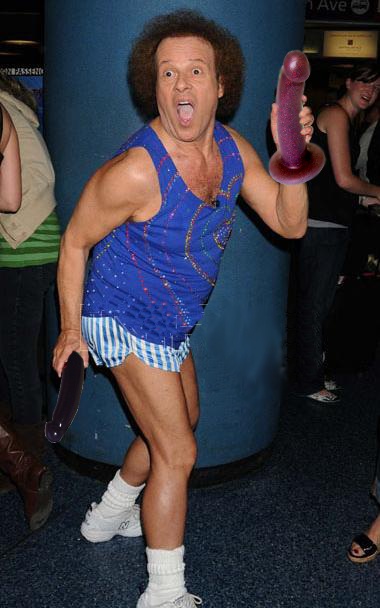 Is Richard Simmons Gay Or Straight