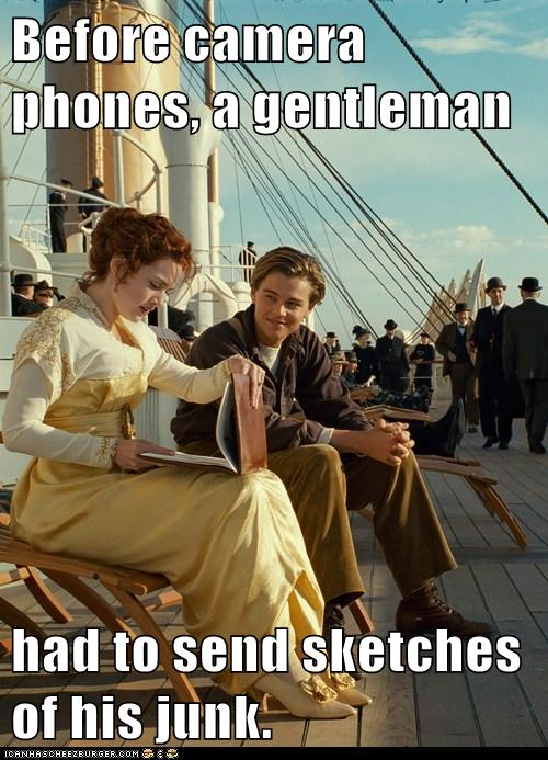 Before Camera Phones