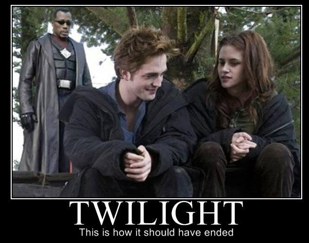 twilight how it should have ended